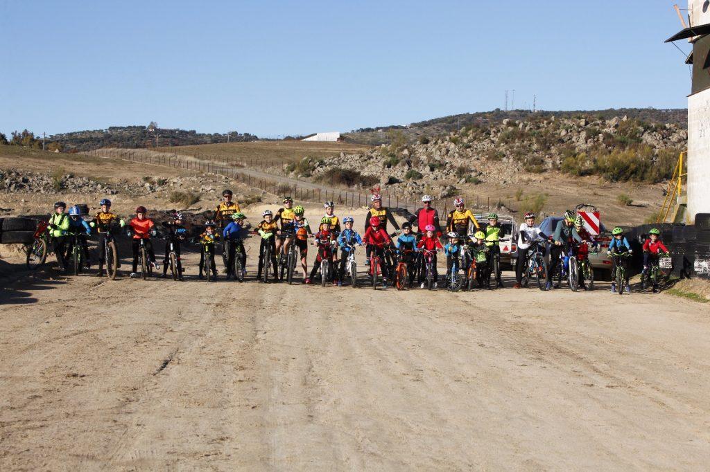 clase club ciclista jerez